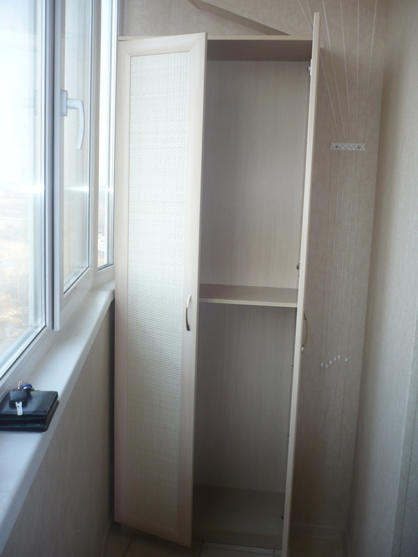 Шкаф на балкон шкаф на заказ для инструментов в любой угол.