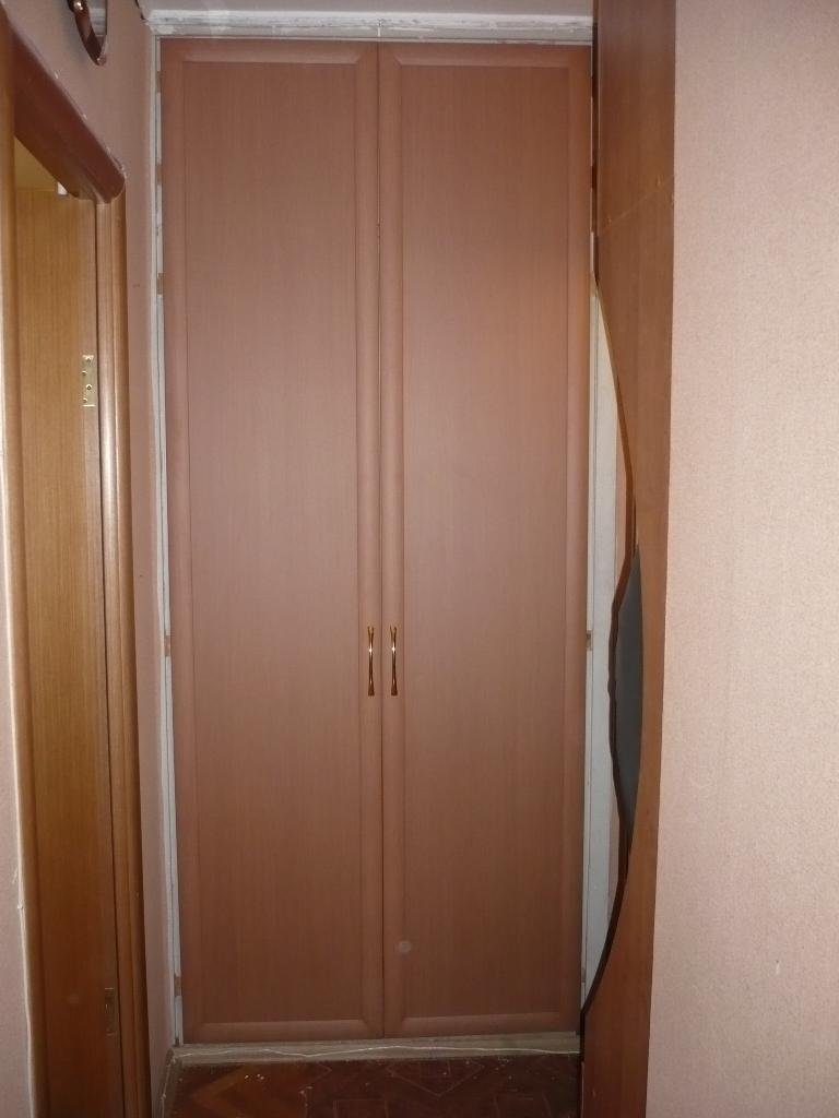 Двери для встроенных шкафов Дверь для шкафа на заказ