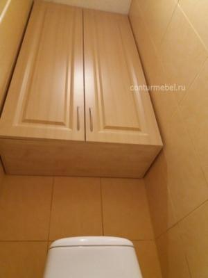 Корпусной шкаф в туалет
